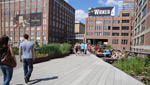 High Line Design Mini-site
